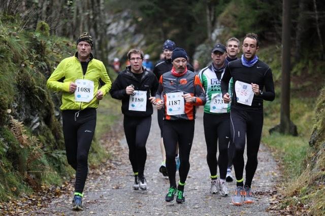 Slik kan det se ut på et løp under Vinterkarusellen