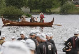 Vikingehornet jaller starten