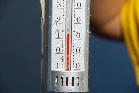 Vanntemperaturen sier sitt