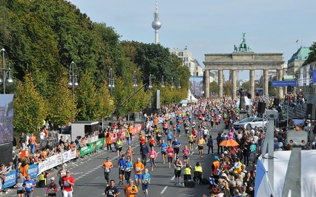 Berlin maraton.