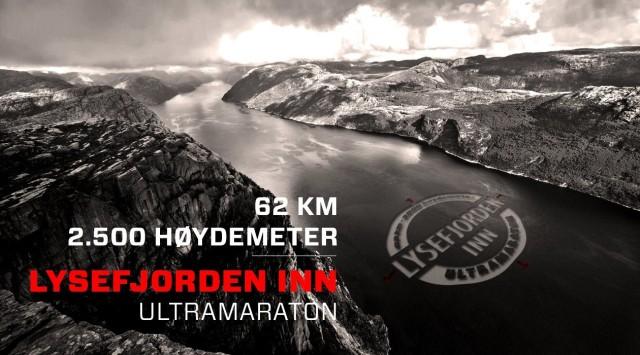 Lysefjorden Ultramaraton.