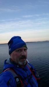 Ut mot havet. Deler av Askøy på langs går i nydelig kystlanskap.